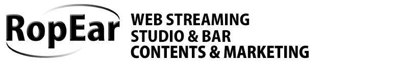 RopEar Co.LLC | 番組制作、配信代行、映像音楽デザイン制作